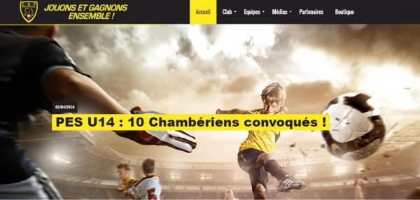 Chambéry Savoie Football
