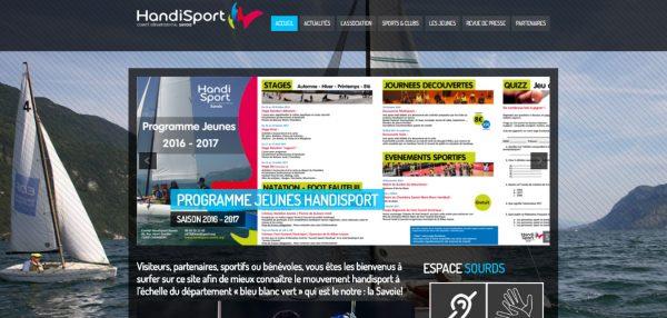 Comité Handisport Savoie